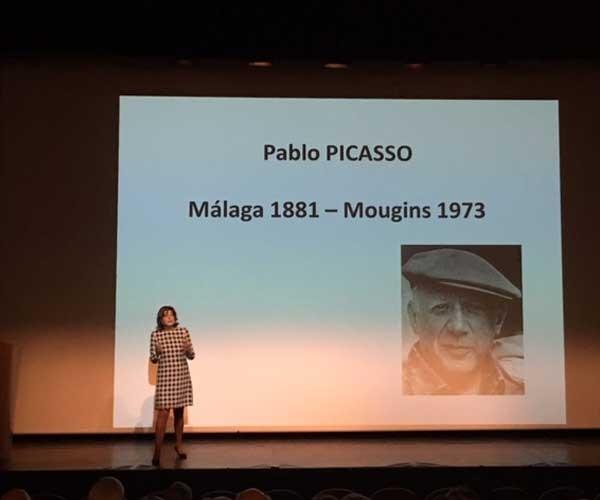 Bozar Picasso, 2018