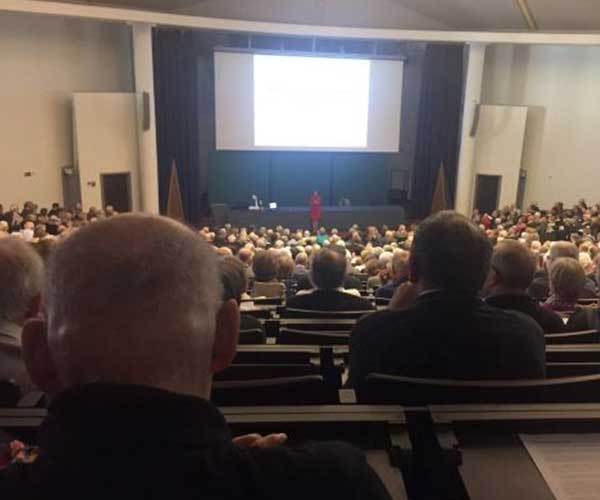 Universiteit Derde Leeftijd Leuven, 2018